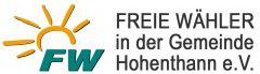 Freie Wähler in der Gemeinde Hohenthann e.V. 2020